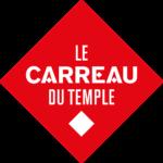 Carreau-logo rouge