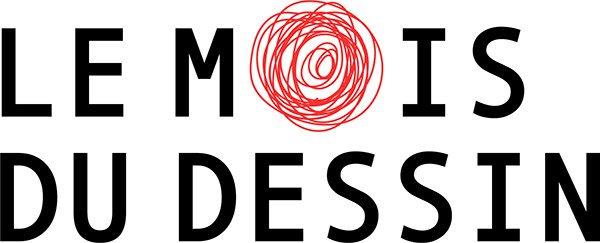 Logo MOIS DU DESSIN 2020