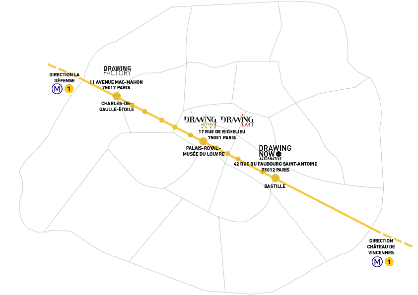 plan métro ligne 1